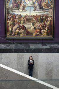 Staedel Museum, Digitales Museum. Foto: Andreas Reeg, Tel: +40-171-5449247, andreas.reeg@t-online.de, www.andreasreeg.de